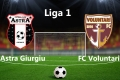 REZUMAT VIDEO Astra Giurgiu - FC Voluntari 1-1 (0-1)